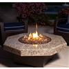 "ORIFLAMME Granite 45"" Octagon Fire Table"
