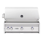 "LYNX 36"" Professional Built-in Grill with 2 Ceramic Burners, 1 Trident Burner and Rotisserie (L36TR)"