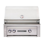 SEDONA by Lynx L500-Series Grill with One ProSear1 Burner, One Stainless Steel Burner and Rotisserie (L500PSR)