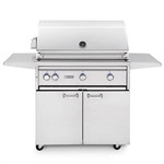 "LYNX 36"" Freestanding FLAMETRAK Grill, 3 Trident Burners and Rotisserie (LF36ATRF)"