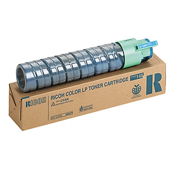 Ricoh Genuine Cyan Toner Cartridge