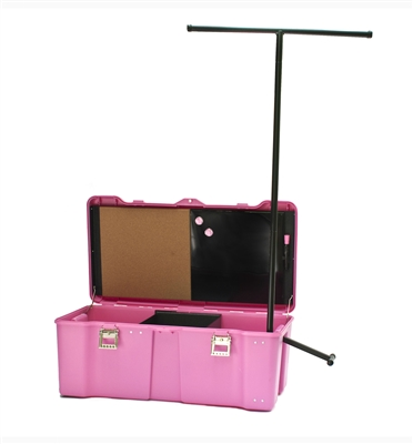 The Caddy - Pink - The Ultimate in Dance organization.  Competitive Dance Organization On Wheels.