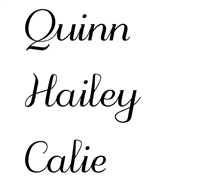 Custom Name Decal Script