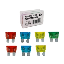 Auto Plug In Fuses (6 pack)