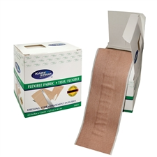 "Fabric Dressing Strip 2 1/2"" x 5 y"