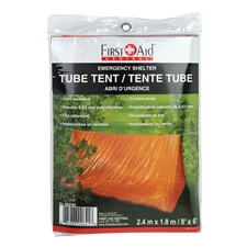 COGHLAN'S Emergency Tube Tent 8'x6'