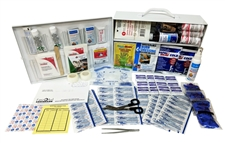Restaurant First Aid Kit - Deluxe
