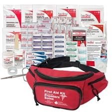 Fanny Pack First Aid Kit