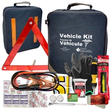 Emergency Reflective Road Hazard  Car Kit