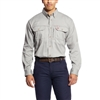 Ariat Men's FR Solid Vent Shirt 10019063