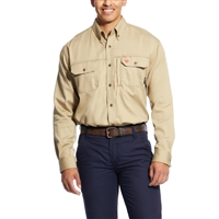 Ariat Men's FR Solid Work Shirt 10025402
