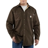 Carhartt Men's FR Canvas Shirt Jac 100432