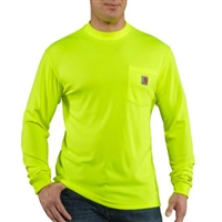 Carhartt Men's Force® Color Enhanced Long Sleeve T-Shirt 100494