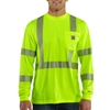 Carhartt Men's Force® Class 3 High-Visibility Long Sleeve 100496