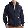 Men's Carhartt Rain Defender® Paxton Hooded Heavyweight Outerwear Zip Front Sweatshirt 100614