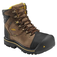 KEEN Utility Men's Milwaukee Waterproof Steel-Toe Boot 1009174
