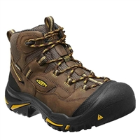 "KEEN Utility Men's 6"" Utility Braddock Waterproof Steel-Toe Boot 1011242"