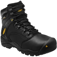 "KEEN Utility Men's 6"" Louisville Waterproof Steel-Toe Boot 1011357"