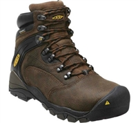 "KEEN Utility Men's 6"" Louisville Waterproof Steel-Toe Boot 1015401"