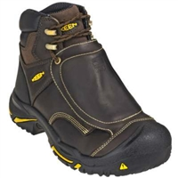 "Men's KEEN Utility 6"" Mt. Vernon Waterproof EH Met Guard Steel Toe Work Boot 1016166"