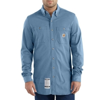 Carhartt Men's FR Force® Cotton Hybrid Shirt 101698