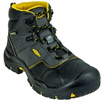 KEEN Utility Men's Logandale Waterproof Steel-Toe American Built Work Boot 1017828