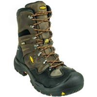 "KEEN Utility Men's 8"" Coburg Waterproof Steel-Toe Boot 1017833"