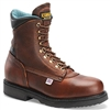 "Men's Carolina Domestic 8"" Steel Toe"