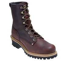 "Men's Carolina 8"" Steel Toe Logger"