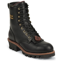 "Chippewa Men's 8"" Steel Toe Waterproof Insulated Logger 73050"