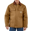 Carhartt Men's Duck Arctic Quilt Lined Traditional Coat