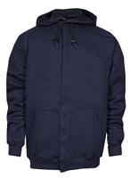 NSA Men's FR Hooded Front Zip Sweatshirt