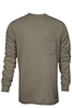 NSA Men's FR Classic Cotton Long Sleeve T-Shirt