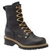 "Men's Carolina 8"" Waterproof Insulated Soft Toe Logger"