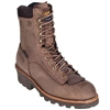 "Men's Carolina 8"" Lace to Toe Insulated Comp Toe Logger"
