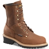 "8"" Men's Carolina Waterproof Steel-Toe Work boot at the best prices."