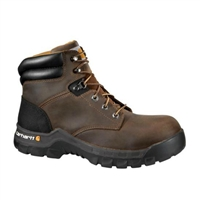 "Carhartt Women's 6"" Rugged Flex Composite Toe Work Boot CWF5355"