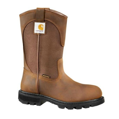 "Carhartt Women's 11"" Bison Waterproof Wellington Boot CWP1150"