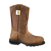 "Carhartt Women's 11"" Bison Steel Toe Wellington Boot CWP1250"