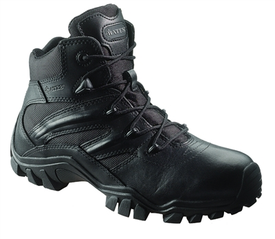Bates Men's Delta-6 Side Zip Tactical Non-Metallic Boot E02346