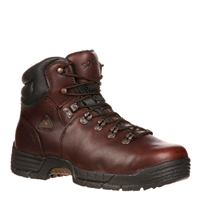 "Rocky Men's 6"" Mobilite Broad Steel Toe"