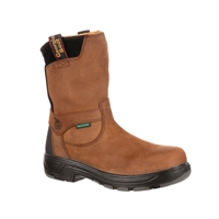 Georgia Boot Men's FLXpoint Waterproof Composite Toe Wellington Work Boot G5644
