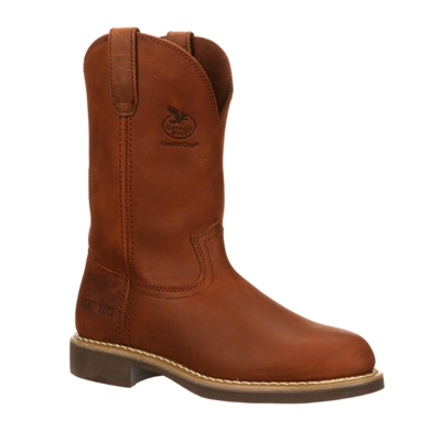 Georgia Boot Men's Carbo-Tec Waterproof Wellington G5814