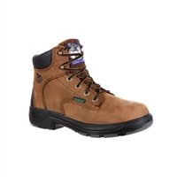 "Georgia Boot Men's 6"" FLXpoint Waterproof Composite Toe Hiker Work Boot G6644"