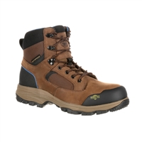 "Georgia Boot Men's 6"" Blue Collar Composite Toe Waterproof Hiker Boot GB00108"