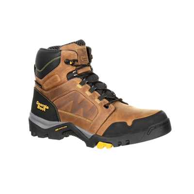 "Georgia Boot Men's 6"" Amplitude Waterproof Hiker Work Boot GB00128"