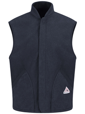 Bulwark Men's FR Fleece Vest
