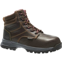 "Wolverine Women's 6"" Piper Composite Toe  Waterproof Work Boot W10180"