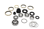 Bearing, Seal & Carbon Moly Synchro Kit for the Civic D16 40mm (Black Speedo Gear)