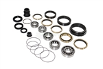 Master Bearing, Seal, Sleeve & Carbon Synchro Kit for a 92-93 Integra GSR YS1 Transmission